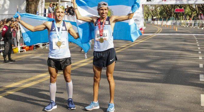 """Maratón: la """"legión argentina"""" participa en Sevilla"""