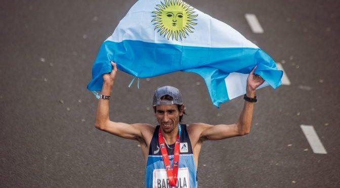 Gran actuación de los maratonistas argentinos en Sevilla