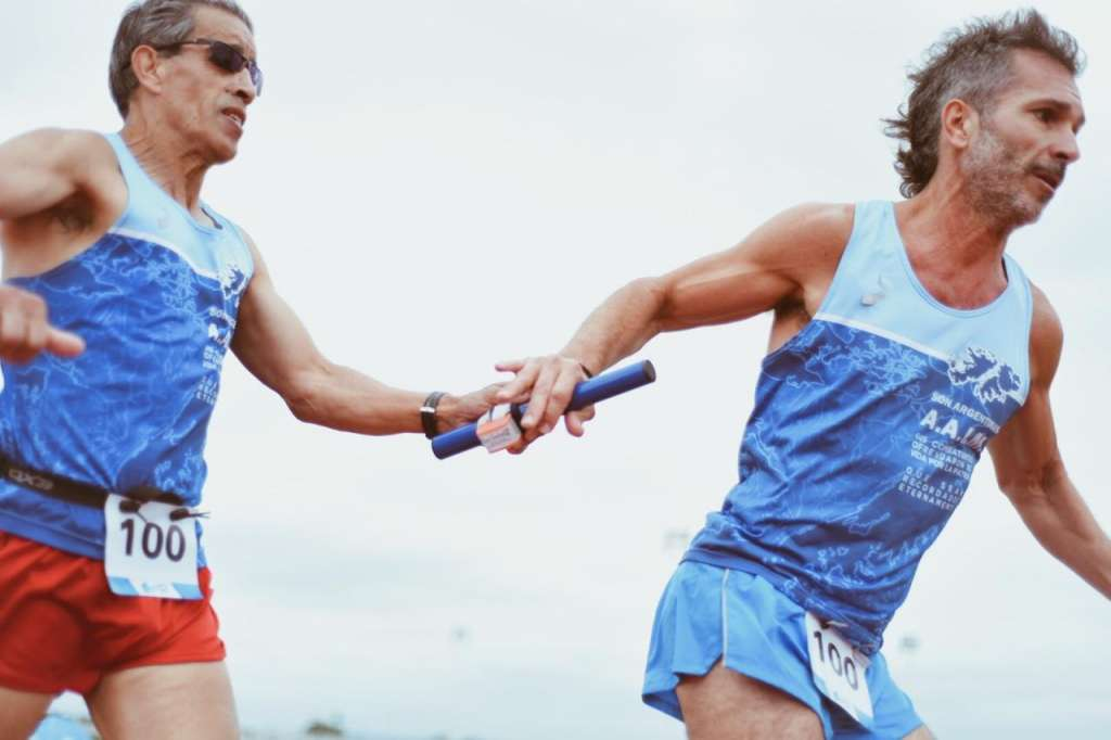 Relevo 30 min, una jornada de atletismo atípica en el Kempes de Córdoba 12
