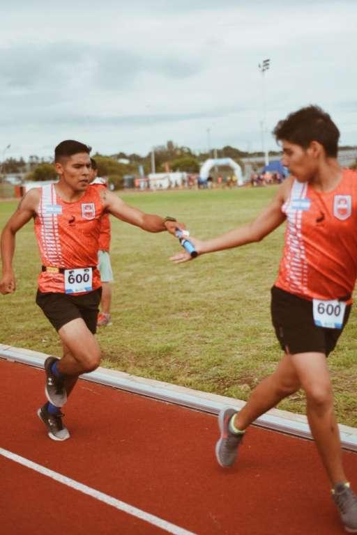 Relevo 30 min, una jornada de atletismo atípica en el Kempes de Córdoba 11