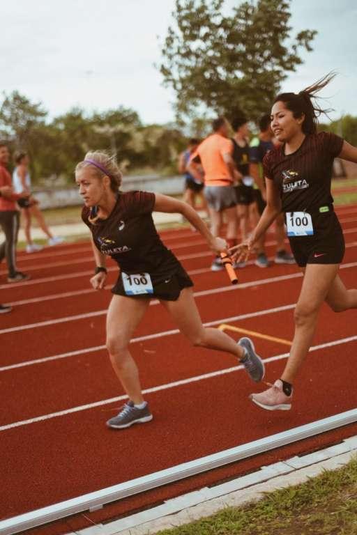 Relevo 30 min, una jornada de atletismo atípica en el Kempes de Córdoba 13
