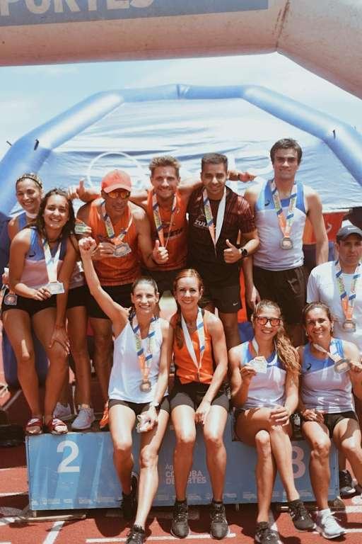 Relevo 30 min, una jornada de atletismo atípica en el Kempes de Córdoba 6