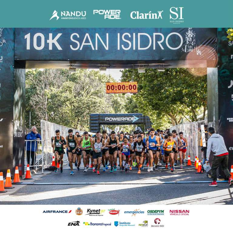 Campeonato Nacional de Ruta 10K (San Isidro - BA) 1