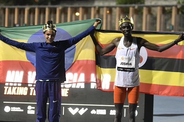 Cheptegei, récord mundial de 10 mil... y se viene Gydnia (con argentinos) 5