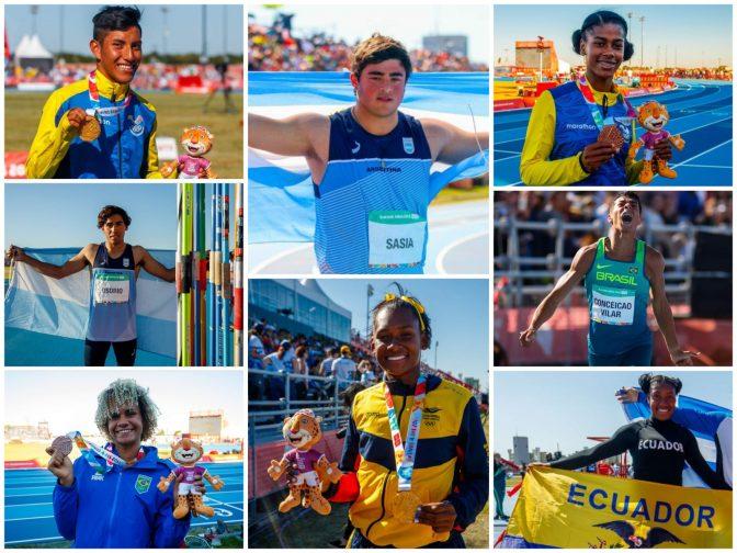 Ocho medallas para la historia olímpica — ConSudAtle – Prensa 1