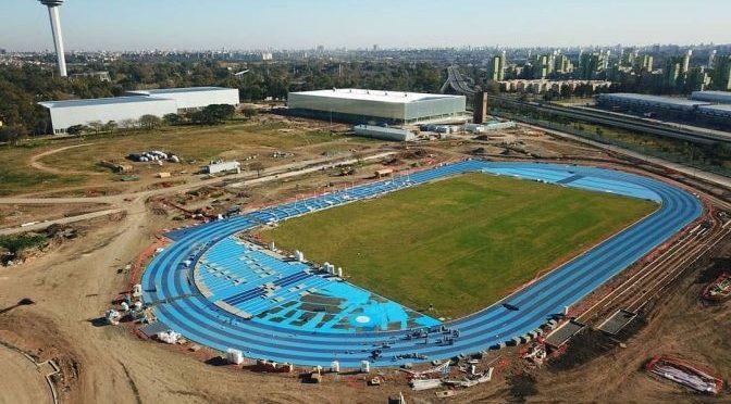 Doce argentinos clasificados para Buenos Aires 2018