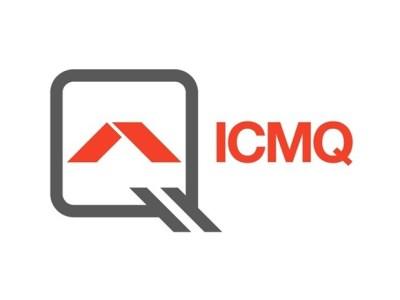 ICMQ Istituto di certificazione e marchio qualità per prodotti e servizi per le costruzioniè un'associazione senza fini di lucro alla quale aderiscono numeroseassociazioni nazionali di categoria nei settori delle costruzioni e dell'edilizia, ministeri ed organi tecnici dello Stato, associazioni e enti associazioni di categoriadi tutta la filiera delle costruzioni.