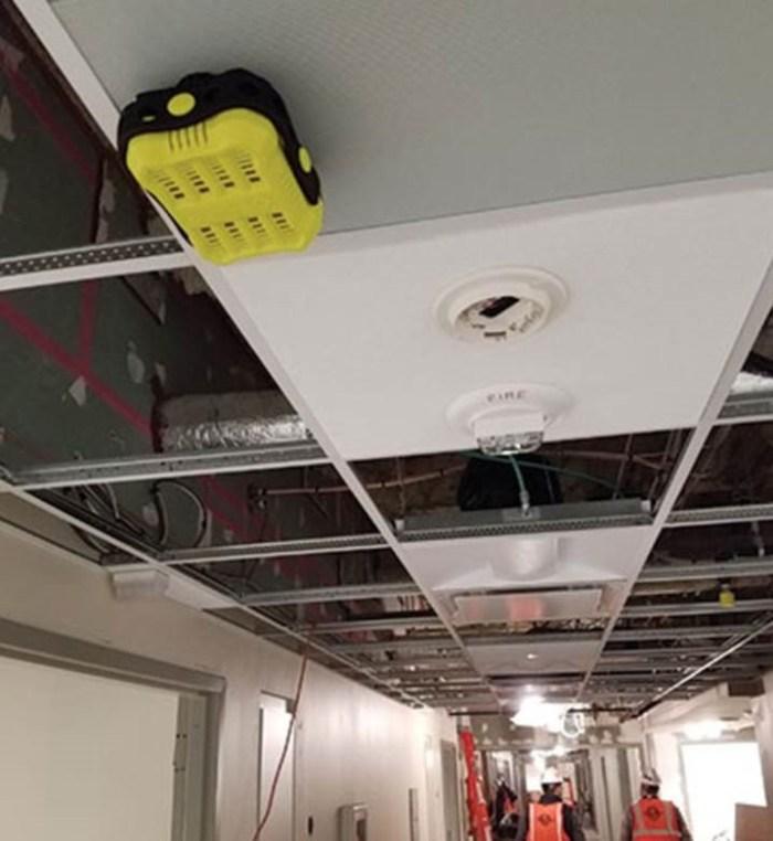 Pillar Technologies Environmental Sensors