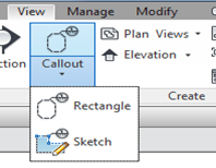 Revit Architecture 2014 - Creating non-rectangular callouts