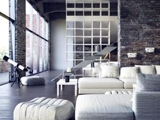 40 loft decor ideas – how to furnish a modern loft apartment