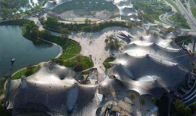 Pritzker Architecture Prize 2015 Frei Otto