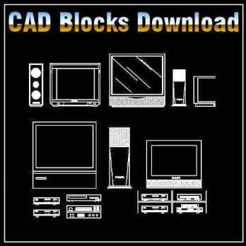 Interior Design Full CAD Blocks Collections】(Best