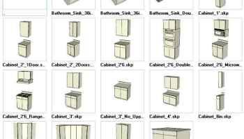 Sketchup Shrubs 3D models download – Download AUTOCAD Blocks