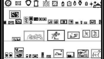 Free Mirror Blocks – Download AUTOCAD Blocks,Drawings