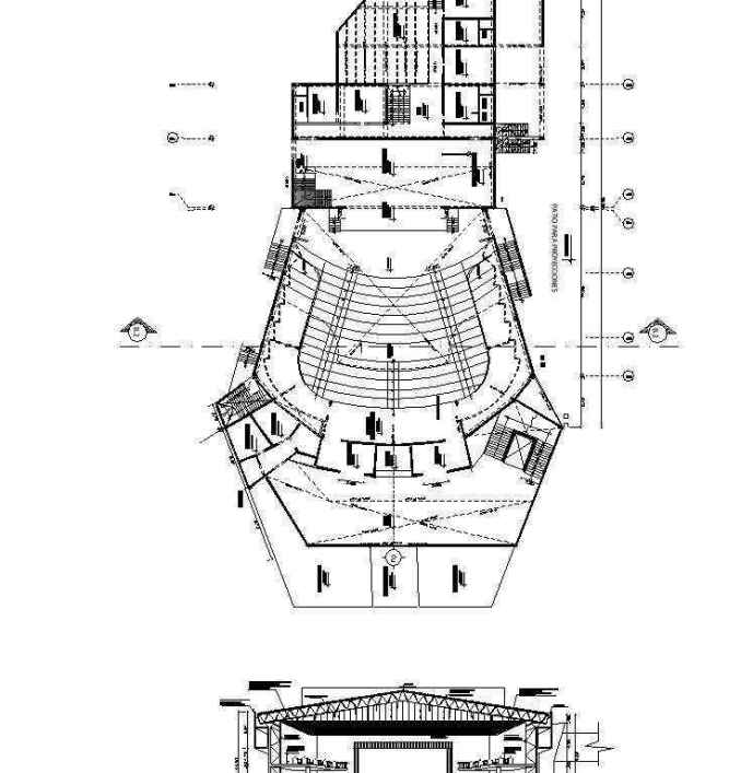 Dome Cad Block