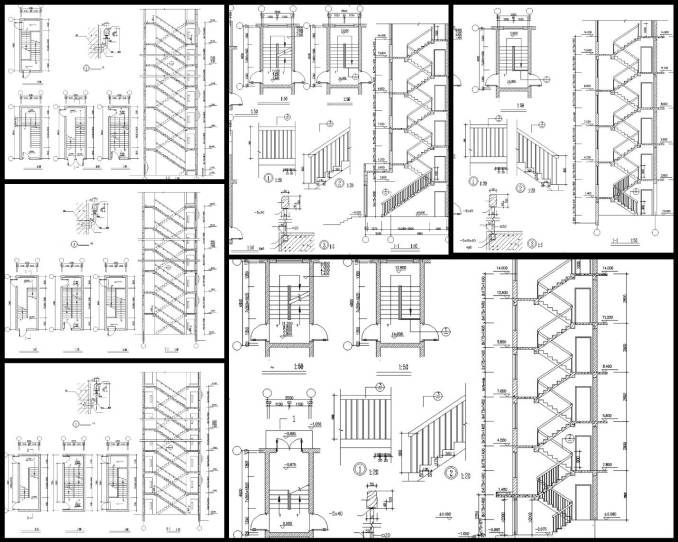商品內容:樓梯扶手大樣詳圖、粉面類扶手、粒石類扶手、面磚類扶手、石材扶手、鋼管扶手、木材扶手、樓梯踏步及扶手詳圖、鋼製樓梯踏階詳圖、鋼製便梯立面、塑膠扶手、RC欄杆、鋼材欄杆、端側鋼管扶手、不銹鋼扶手詳圖、側端木材扶手、塑膠踏步、電梯門框門檻詳圖(依圖例為準)
