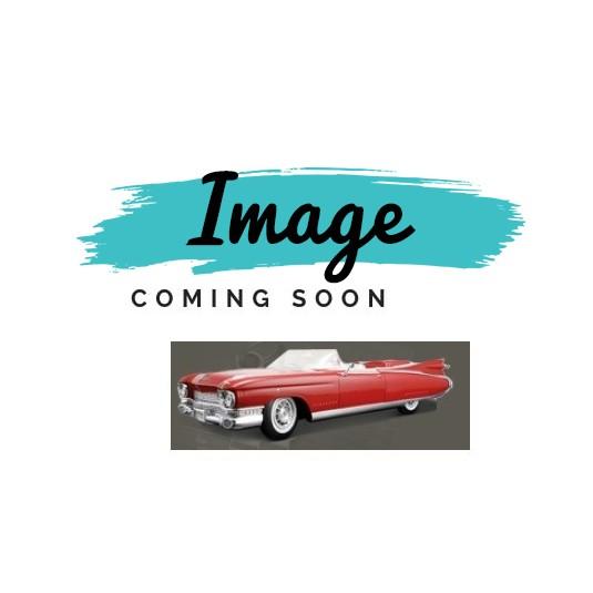 Cadillac Eldorado Rear Emergency Brake