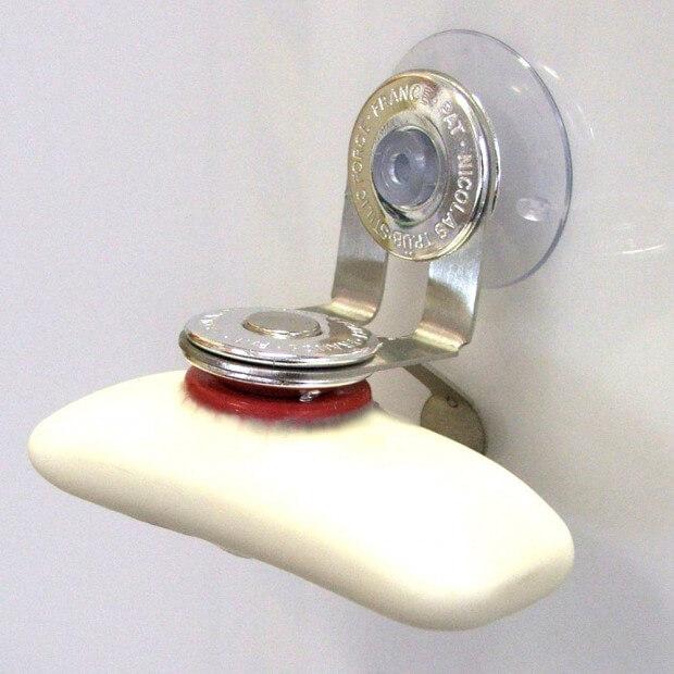 porte savon magnetique savonet
