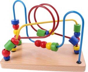 Kralenspiraal baby speelgoed
