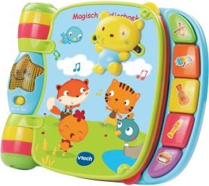 Magisch muziekboek baby