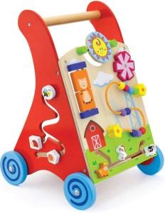 Viga toys houten loopwagen