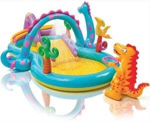 Zwembadspeelcentrum voor baby