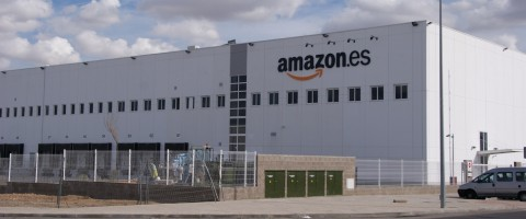 Image result for amazon logistica barcelona