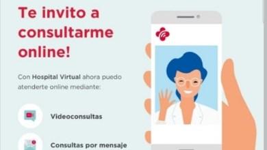 Photo of Hospital Virtual: la plataforma argentina que permite acceder a profesionales de la salud en forma remota