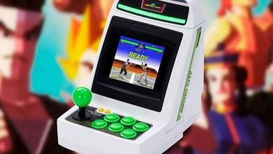 Photo of Sega presentó un arcade en miniatura repleto de juegos clásicos