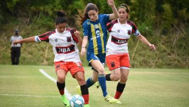 Photo of Ganó Central en el arranque del fútbol femenino