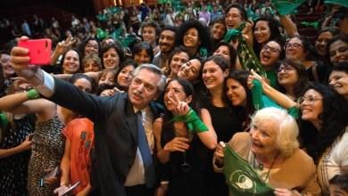 Photo of Fernández anunció que hoy enviará al Congreso el proyecto para legalizar el aborto