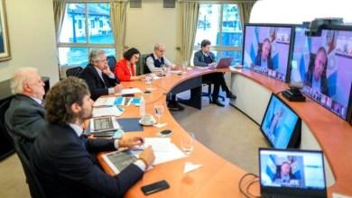 Photo of El Presidente y los gobernadores ultiman detalles de la campaña de vacunación