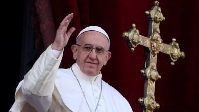 """Photo of El papa Francisco dijo que el consumismo """"ha secuestrado la Navidad"""""""
