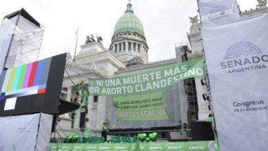Photo of EN VIVO: comenzó el debate en Senadores por el Aborto Legal