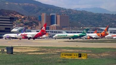 Photo of Aerolíneas latinoamericanas mostraron en noviembre una menor caída en la cantidad de pasajeros