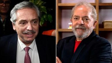 """Photo of Lula destacó el """"coraje"""" y """"decencia"""" de Alberto Fernández por haberlo visitado en prisión"""