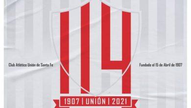 Photo of Unión palpitó el aniversario 114 con profesionales de la salud hinchas del club