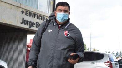 """Photo of Germán Burgos: """"Creo que es un proceso y se ven las mejorías"""""""