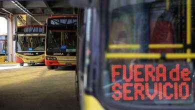Photo of UTA lanzó un paro por 48 horas para el interior del país
