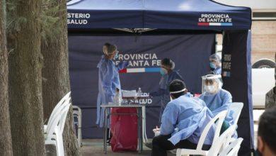 Photo of Se confirmaron más de 800 nuevos casos de coronavirus en Santa Fe