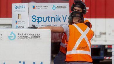 Photo of Llegaron al país más de medio millón de vacunas Sputnik V
