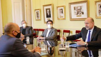 Photo of Perotti firmó el inicio de las obras para el Proyecto Ferroviario Circunvalar de Santa Fe