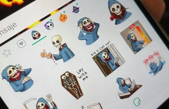 Photo of Cómo descargar los stickers de Halloween para WhatsApp
