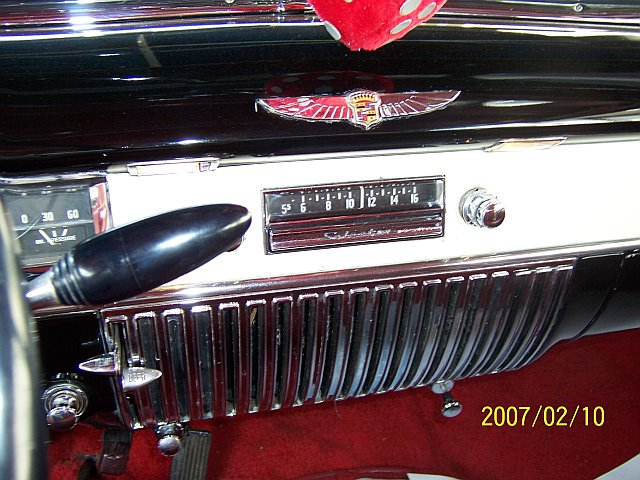 Pictures Of A 1950 Cadillac Coupe Deville