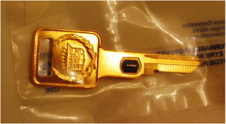 Seville Gold VATS key