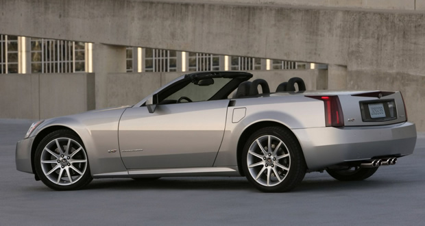2006 Cadillac XLR-V Tech Center