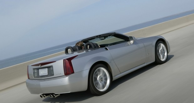 2007 Cadillac XLR-V Tech Center