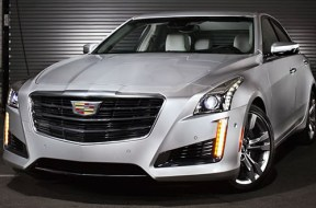 Driven: 2015 Cadillac CTS Vsport