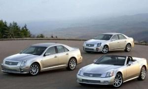 Cadillac V-Series Family