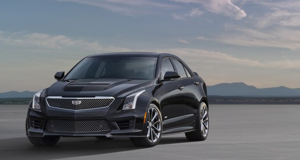 GM Press Release - 2016 Cadillac ATS-V Performs Under Pressure